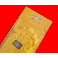 PAIR OF BREITLING POLISHING GLOVES FOR WATCH PROFESSIONALS