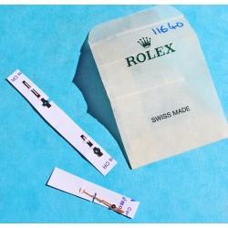 ROLEX New Factory Luminova Minuts hand Oyster Perpetual Milgauss 11640, 11640GV