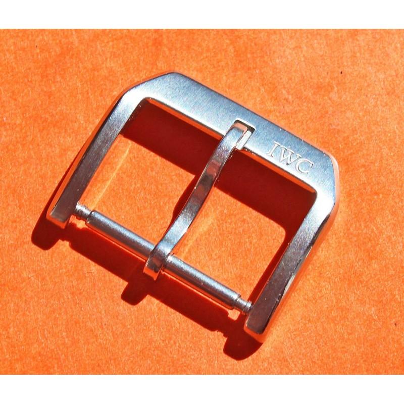 IWC Schaffhausen Montre Ingenieur 3239 maillon de confort, rallonge 20mm blindé acier fin de bracelet