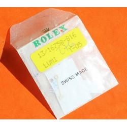 Used 80's Rolex GMT Master 16753, 16758 Handset gold / gilt Luminova cal.3075