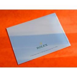ROLEX SUBMARINER 14060M-16610-16600 BOOKLET