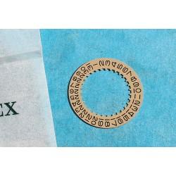 ROLEX DISQUE DATE BLANC SERVICE MONTRES 1680, 1665, 1675, 1655, cal 1570 SEA-DWELLER GMT MASTER EXPLORER II SUBMARINER DATE