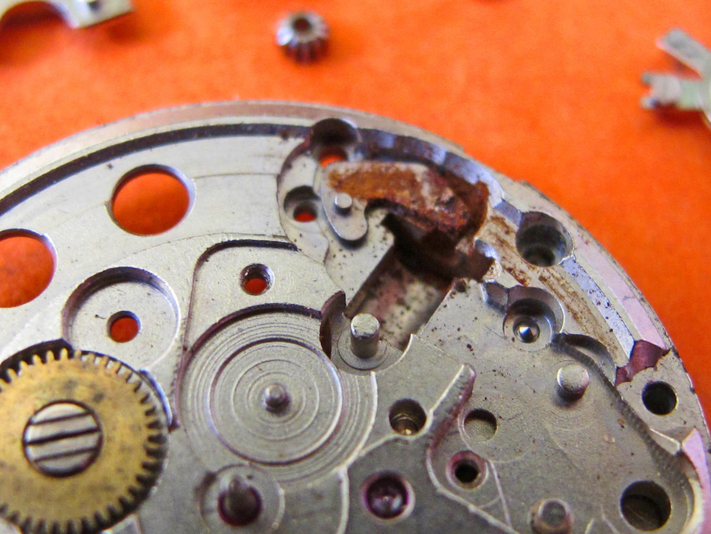 VINTAGE TISSOT & FILS WRISTWATCH MOVEMENT CALIBER FOR REPAIR
