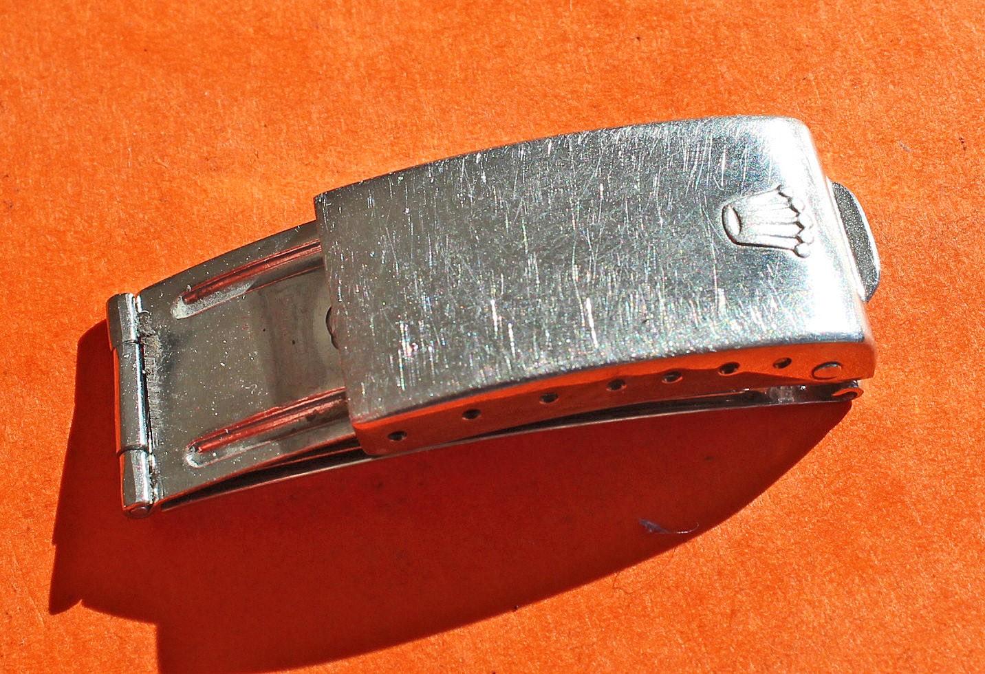 ROLEX 2000 VINTAGE WATCH FOLDED CLASP DEPLOYANT Ref 78350 19mm BRACELETS OYSTER CODE AD2