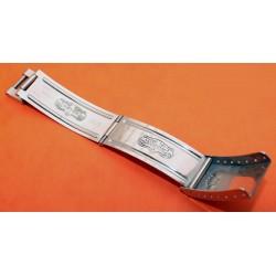 ROLEX 2001 VINTAGE WATCH FOLDED CLASP DEPLOYANT Ref 78350 19mm BRACELETS OYSTER CODE DE11