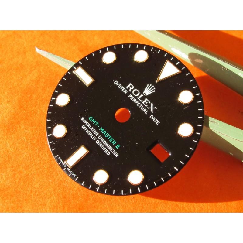 ROLEX GREEN GMT MASTER II 116710 LN DIAL ANNIVERSARY