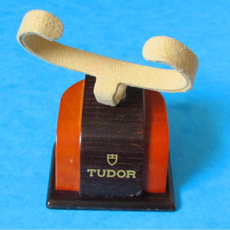 Vintage Genuine Tudor watch Display Stand Base