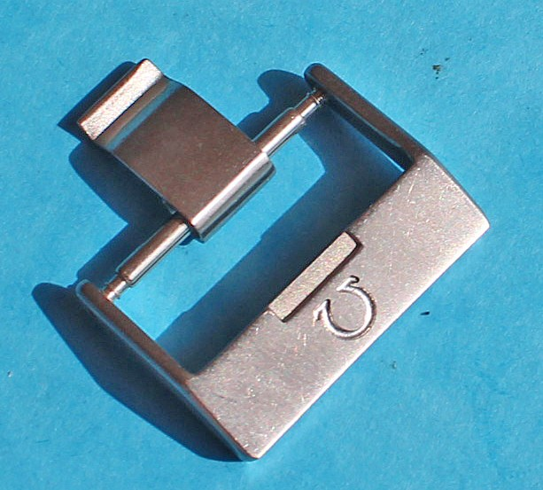 Authentic OMEGA 16/18mm NOS Watch Band / Strap Buckle bracelet watches
