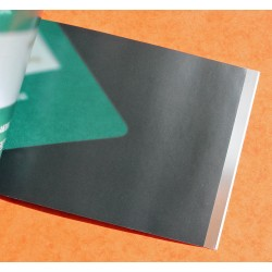 BRAND NEW ROLEX MODERN BROCHURE SERVICE FACTORY 10 STEPS BOOKLET SUBMARINER, GMT, DAYTONA, EXPLORER WATCHES