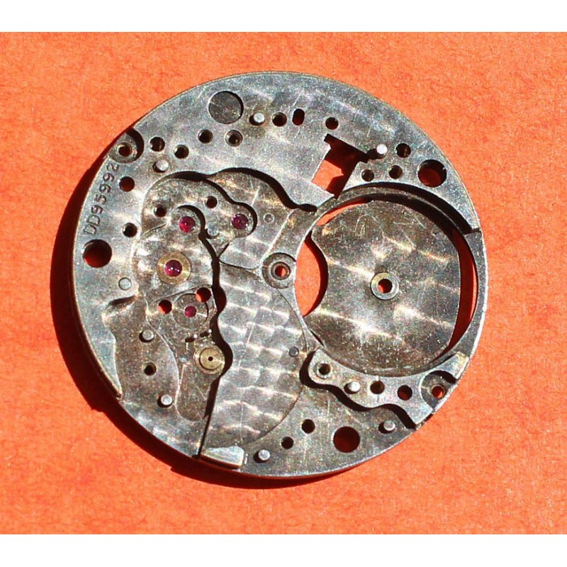 Rolex Used For restore Authentic 1570, 1560 part for restore or repair Automatic Watch Caliber Main Plate -Ref 8130
