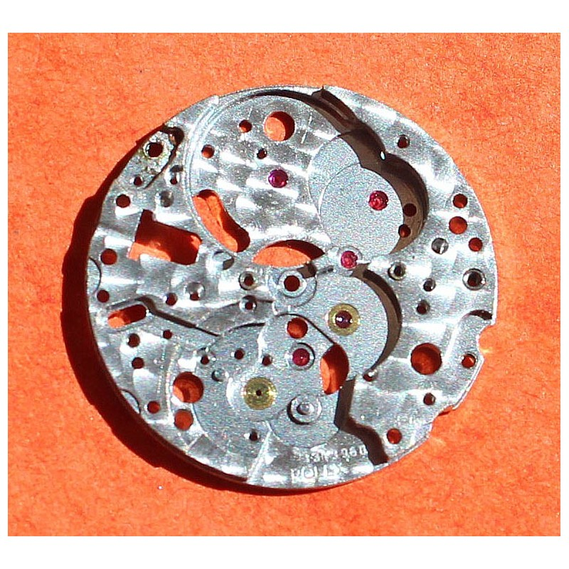 Rolex Timepiece Ladies watch spares main plate New old of Stock !