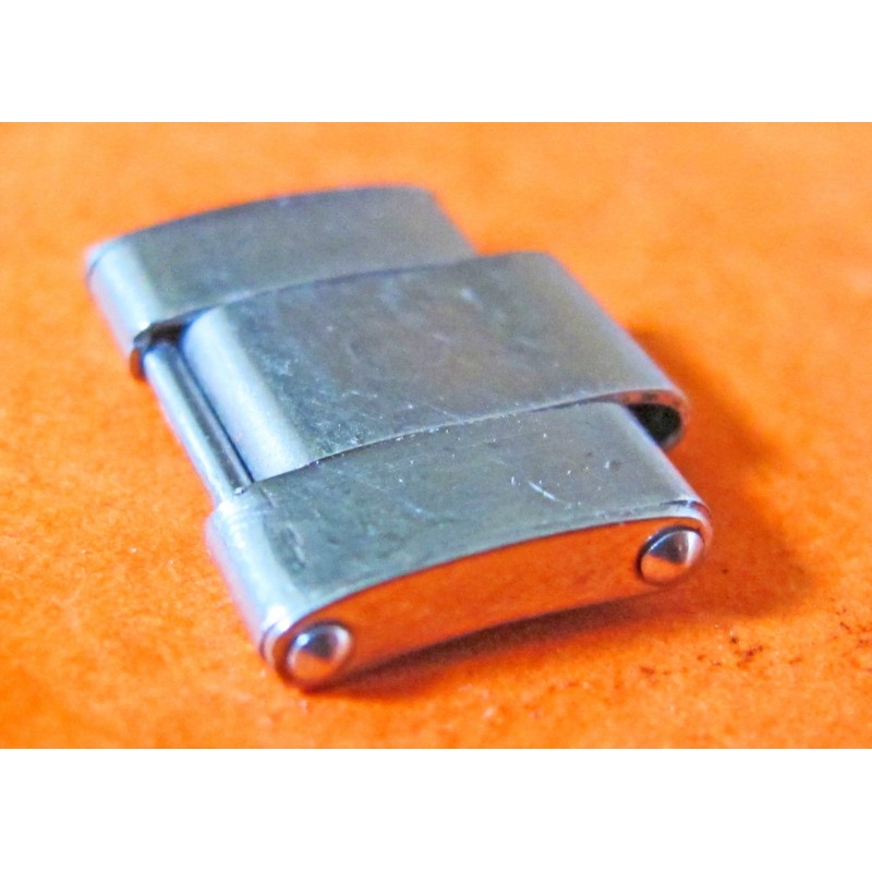 1 x RIVET RIVETED EXTENSION BRACELET LINK  ROLEX  TUDOR VINTAGE 15.61mm