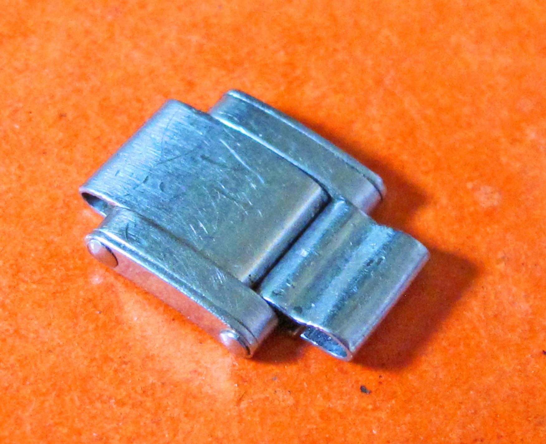 1 x RIVET RIVETED EXTENSION BRACELET LINK  ROLEX  TUDOR VINTAGE 11.42mm