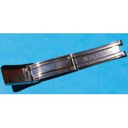 Rolex 1971 deployment Clasp part 6251H Folded links & Bracelet Oval USA JB & folded links Clasp