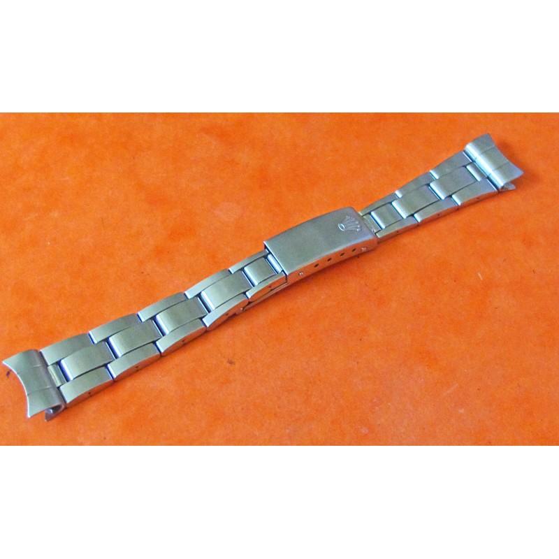 BRACELET ROLEX TUDOR ACIER 7834 LADY FEMME 13mm plié