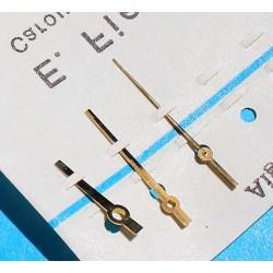 ROLEX 2 x AIGUILLES TRITIUM OR BLANC MONTRES OYSTER PRECISION 6694 CAL 1210