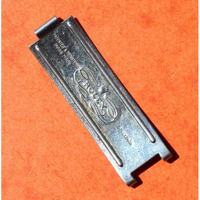 Rolex Vintage Folding Blade Daytona, Precision, Oyster perpetual, Buckle rivits 7205, 6635 Bracelet 19mm Watch Clasp