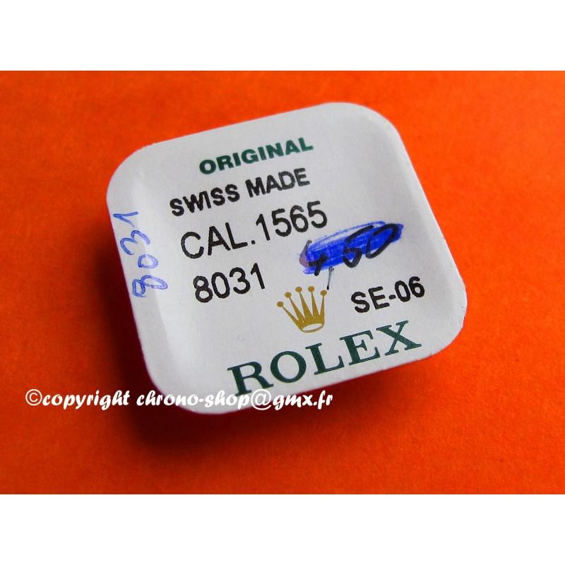 PIECE HORLOGERIE CALIBRE ROLEX 1565 --8031--