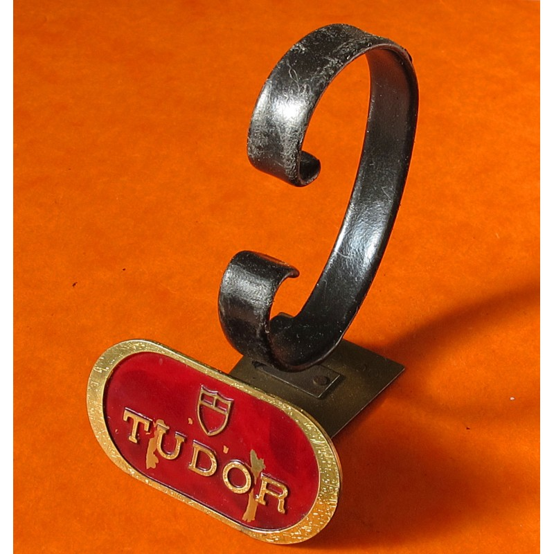 Authentic Tudor Metal Display Stand