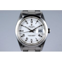 Rolex Verre saphir cyclope 15000 Montres Ref oyster perpetual date
