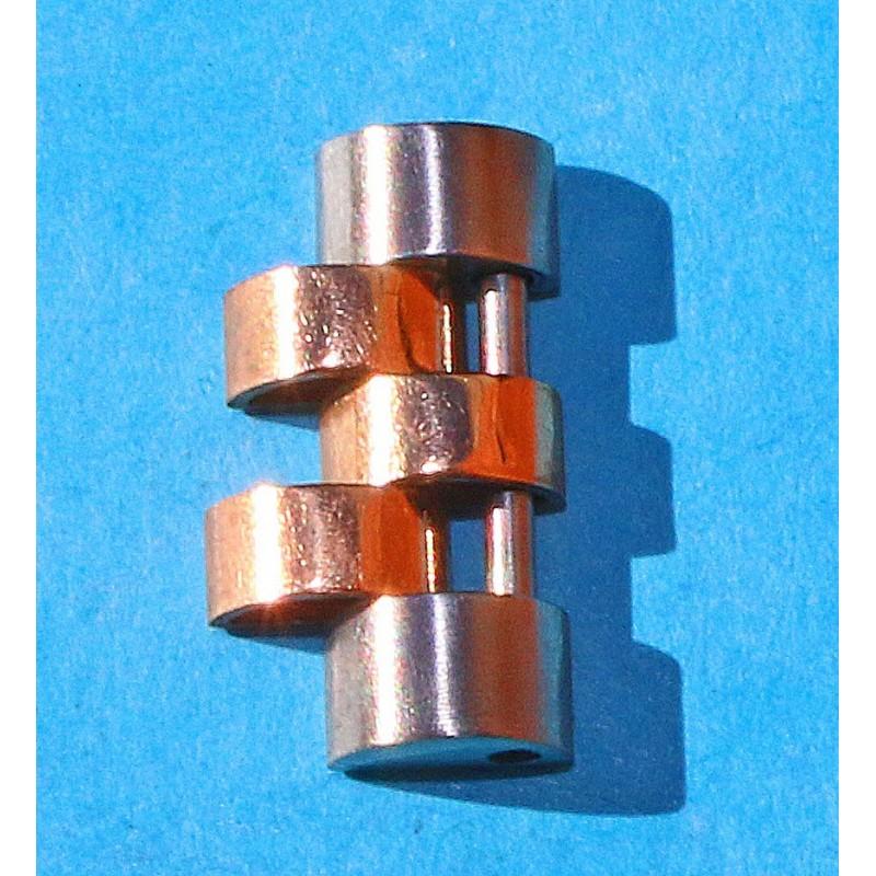 Rolex 15.5mm Solid Gold 18K/SS MENS JUBILEE 20mm BRACELET 62523H 18 TUTONE LINK WATCHBAND PART