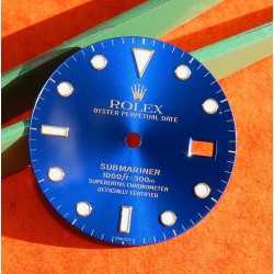 Factory Original Rolex Mens 18K/SS Submariner date Blue Shades Swiss Made Dial 16613, 16613, 16808, 16083 tutone or Gold