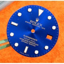 Rolex Factory Original Mens 18K/SS Submariner date Blue Shades Swiss Made Dial 16613, 16613, 16808, 16083 tutone or Gold
