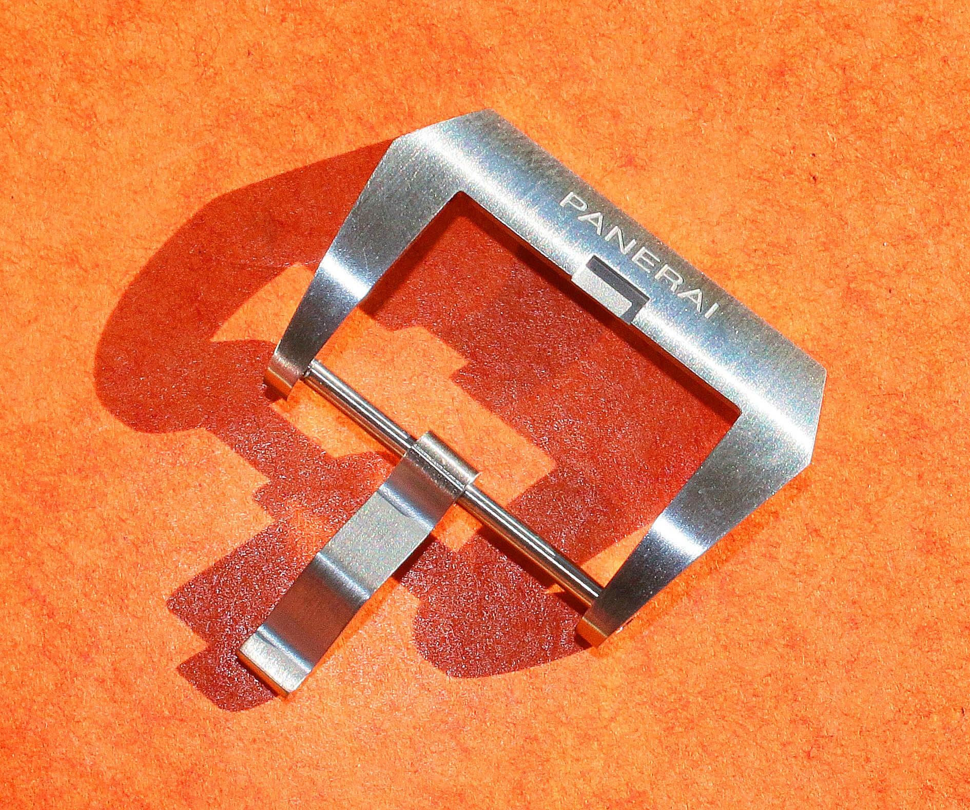 26 mm Swiss inoxydable Pre-V vis en PVD Boucle X1 faites pour PANERAI Sangle 47 26