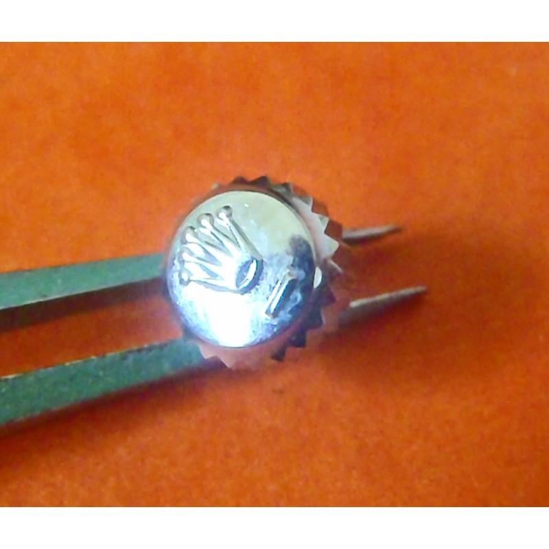 Rolex Datejust GMT 6mm Stainless Steel Watch Crown Part