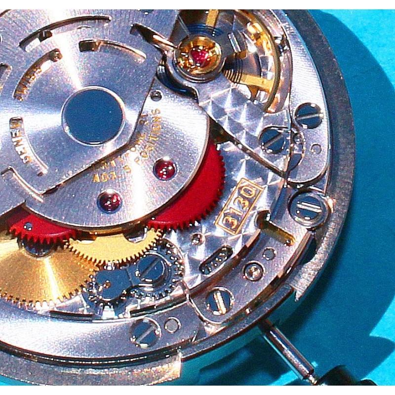 Rolex Original Calibre 3130, Mouvement Automatique Montres Submarienr Date 16610, Sea-Dweller 16660, Datejust 116000