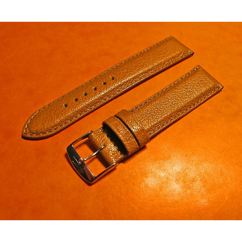 LEATHER STRAP BUFFALO 20mm