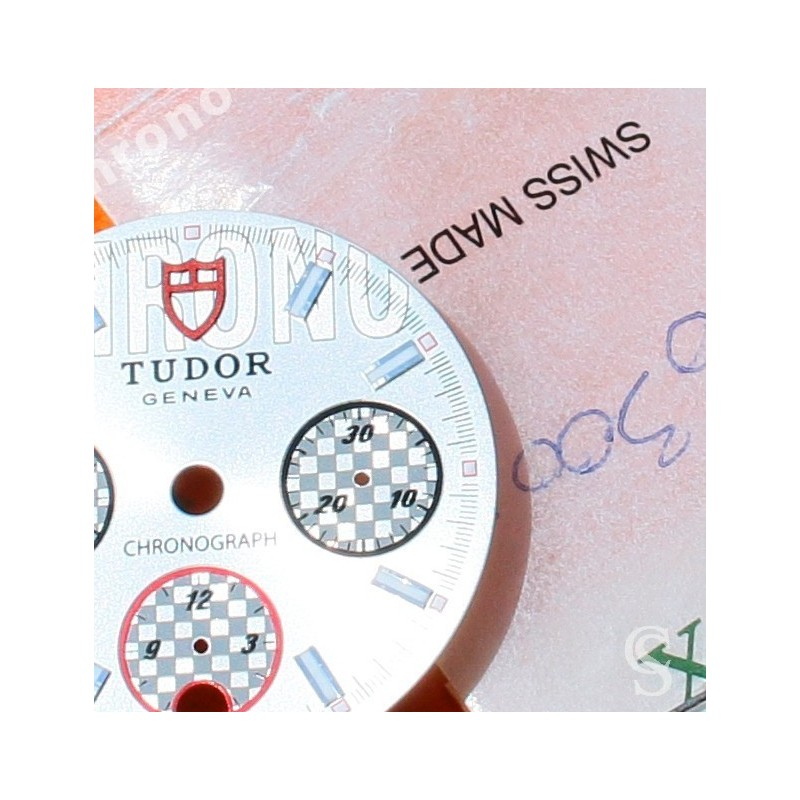 TUDOR horology Genuine & Rare Watch Black dial part CLASSIC DATE Rotor SELF-WINDING 100m Ref 21013