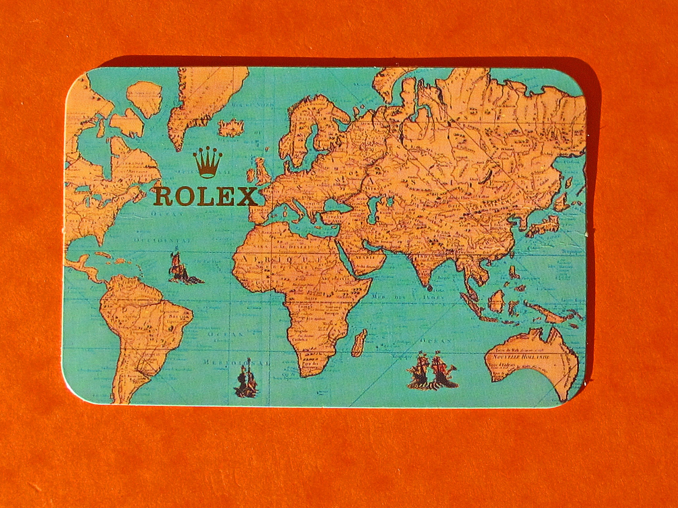 ROLEX CALENDRIER 1999-2000