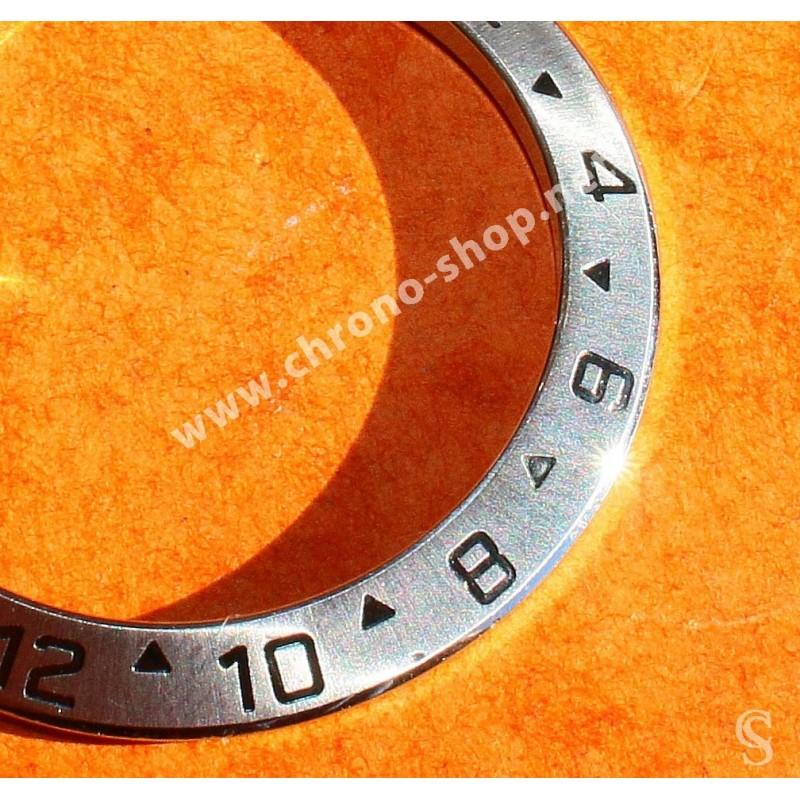 Rolex Vintage 80's Explorer II OEM 24H GMT Ø39mm Graduated Fixed Bezel Genuine 16650, 16570 watches