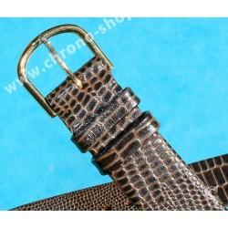 Rare Vintage Accessoire montre Boite métallique fourniture horlogère Cadran, aiguilles, inserts, années 50
