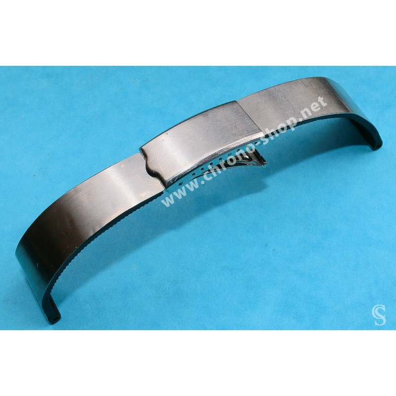 EXQUISITE ORIGINAL WATCHES SOLID STAINLESS STEEL 20mm BAND BRACELET OMEGA STYLE