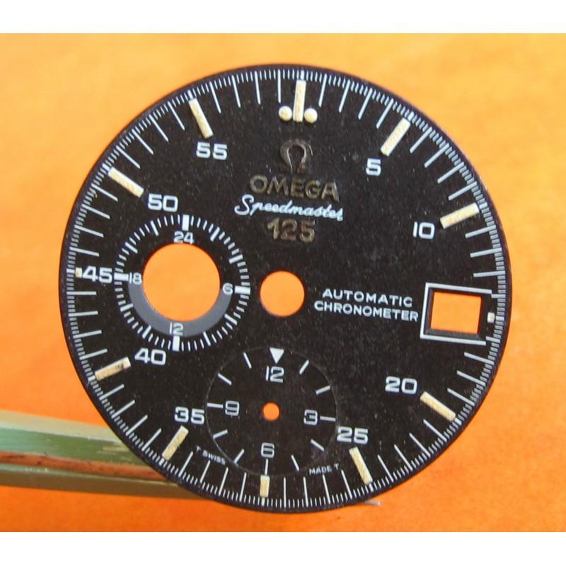 CADRAN OMEGA SPEEDMASTER 125 SERIE LIMITEE CAL 1040 / 1041 ANNIVERSAIRE