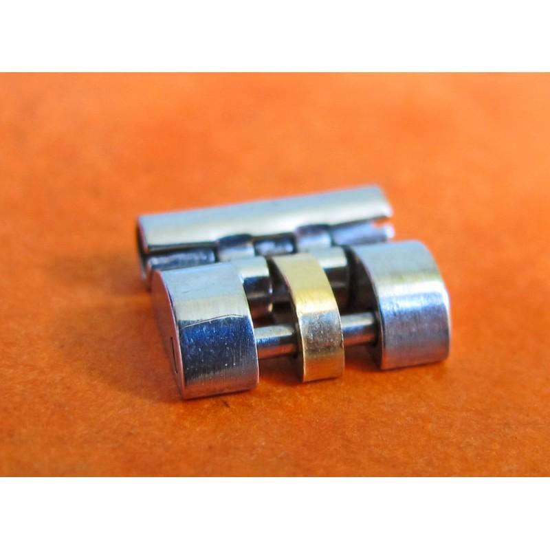 CONNECTION CLASP ROLEX LADIES JUBILEE BRACELET LINK 18K & SS 13mm