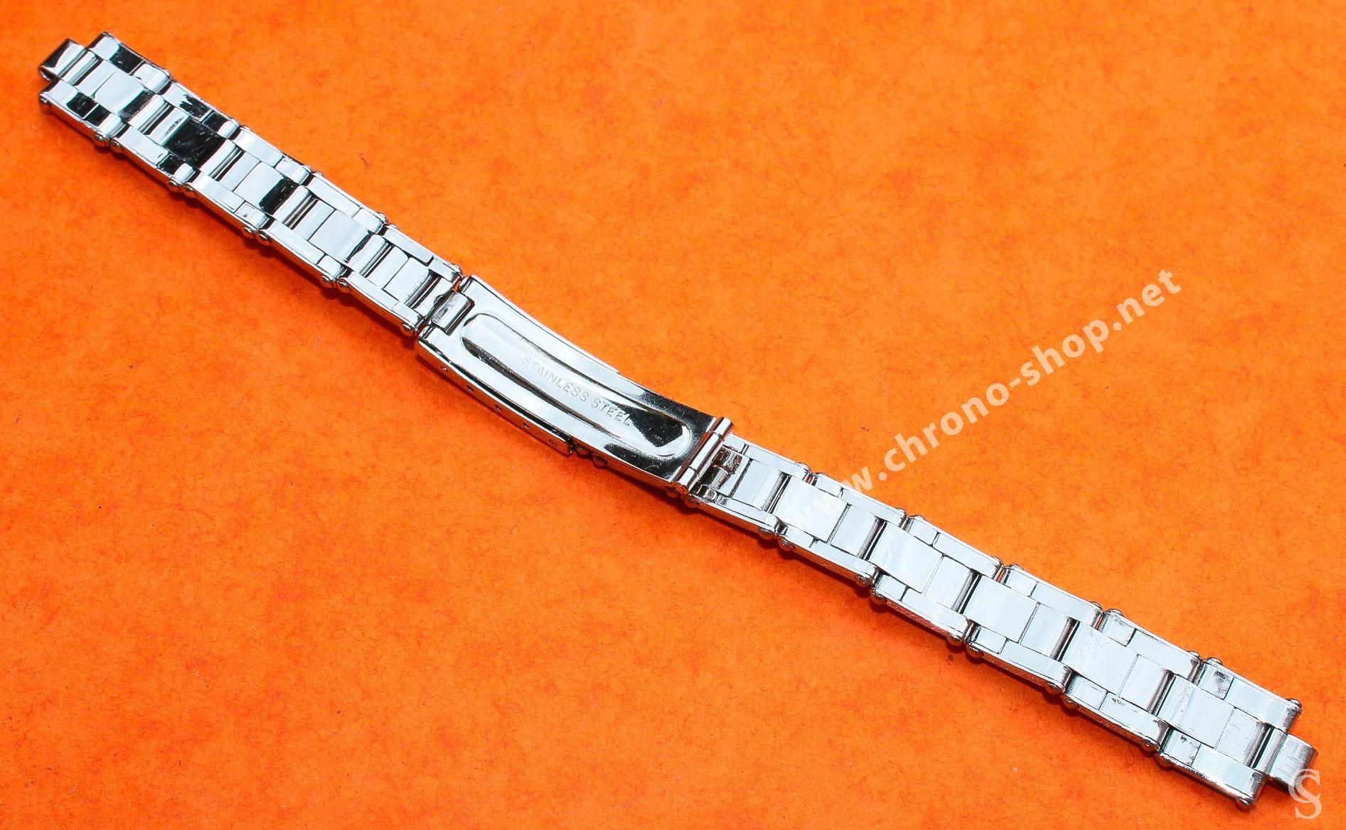 Watch Spare Accessorie Rolex 7204 Style Type Rivet Ladies bracelet 13mm rivits links