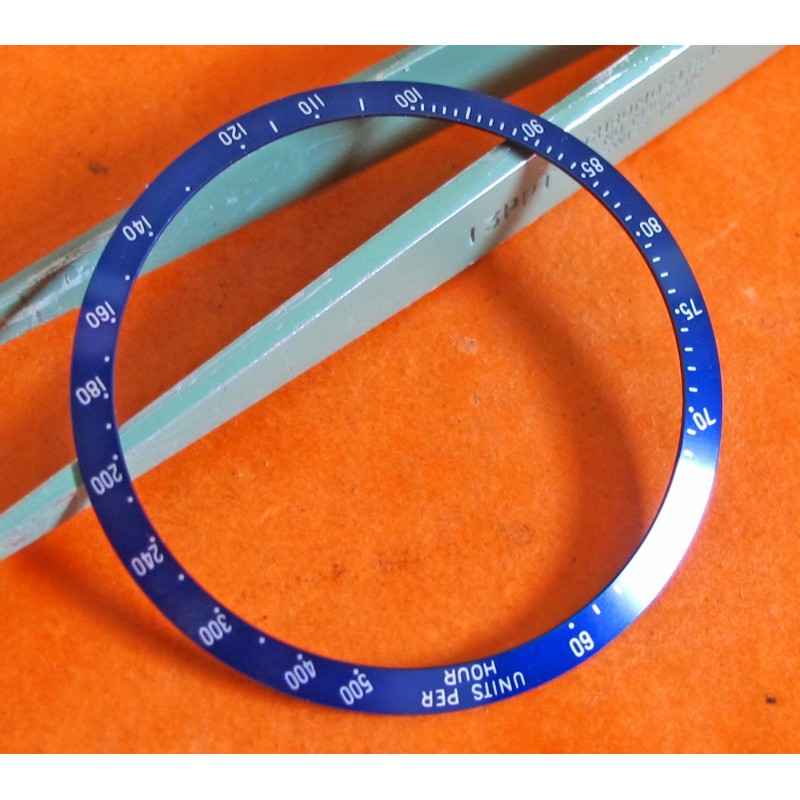 Rare Tudor Chronograph Date 79260 79280 Tiger blue bezel insert tachymeter