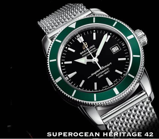 breitling superocean heritage 42 movement