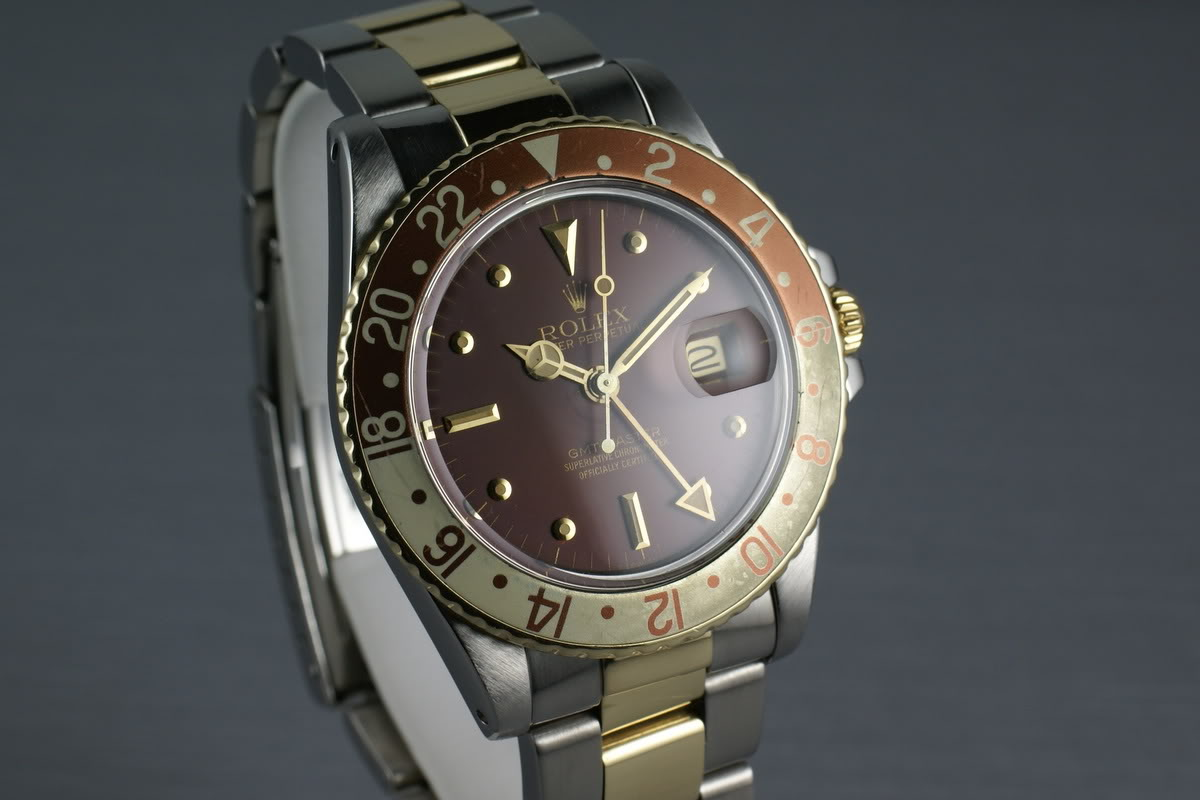 Rolex Submariner Black Dial VINTAGE FADED RO...